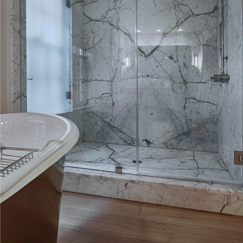Manhattan Slab Bathroom